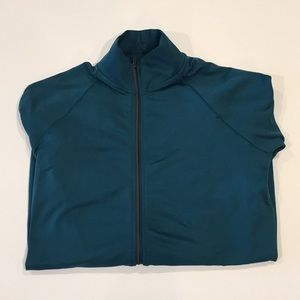Nike Teal Dry Fit Running Jacket 🏃🏼♀️